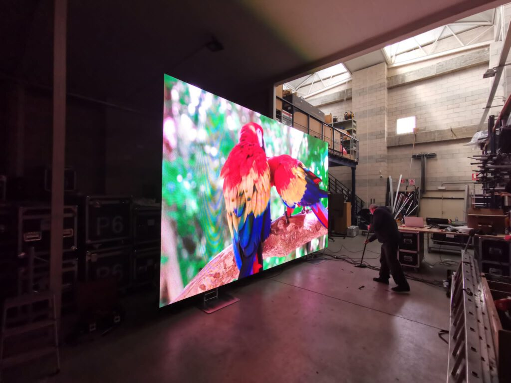 reparacion de pantallas led multimarca